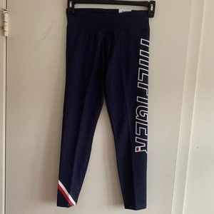 Navy Tommy Hilfiger Sport Leggings